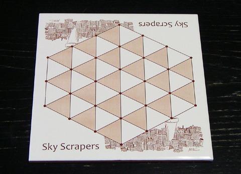 Sky Scrapers スカイスクレイパー Large