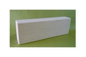 選べる積み木 P002          長方体 120x20x40 (mm)