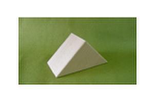 選べる積み木 P014          三角柱 56x56x40 (mm)