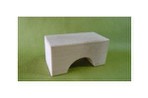 選べる積み木 P016          アーチ  80x40x40 (mm)