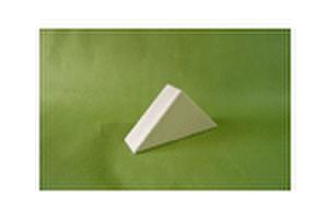 選べる積み木 P029          三角柱 45x45x22.5 (mm)