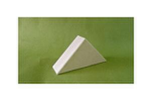 選べる積み木 P031          三角柱 64x64x22.5 (mm)