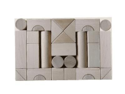 積み木のセット 13          積み木BOXなし 40ピース