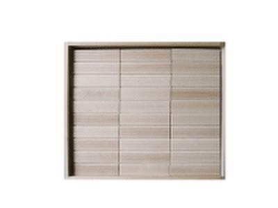 レンガの積み木 21          積み木BOX付き 30ピース