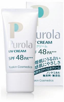 プローラUV日焼け止めクリームa30g(SPF48PA+++)