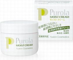 プローラ薬用モイストクリーム低刺激性さっぱり保湿クリーム110g