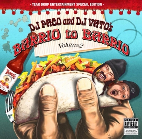 DJ PaCo & DJ VATO/BARRiO TO BARRiO Vol.2
