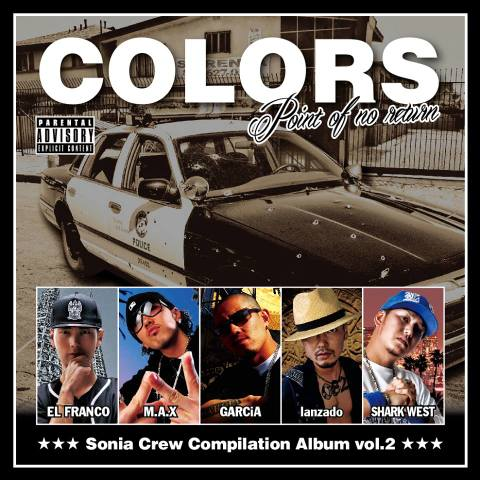 SONIA Compilation 「COLORS~Point of no return~」
