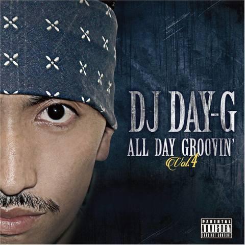 DJ DAY-G / ALLDAY GROOVIN' vol.4