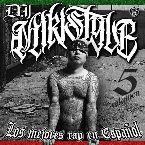 DJ MIKISTYLE / LOS MEJORES RAP EN ESPANOL vol.5