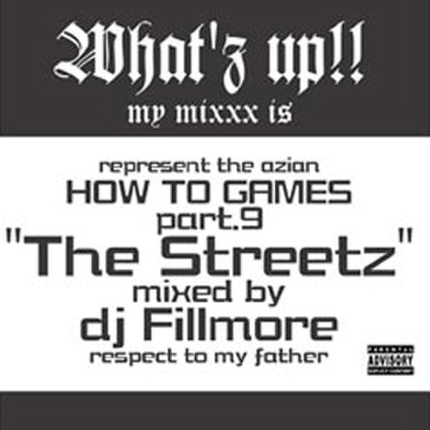 DJ FILLMORE / HOW TO GAMES PT.9
