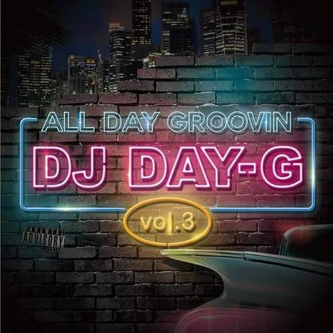 DJ DAY-G / ALL DAY GROOVIN' vol.3