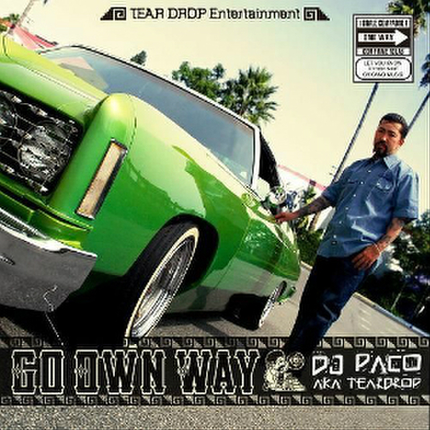 DJ PaCo / GO OWN WAY