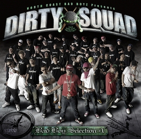 NCBB presents V.A. / DIRTY SQUAD #1