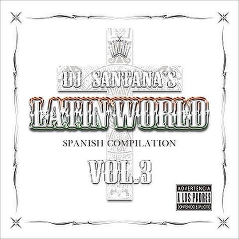 DJ Santana / LATIN WORLD Vol.3