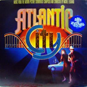 LPレコード572: アトランティック・シティ(輸入盤・ジャケット角折れあり)