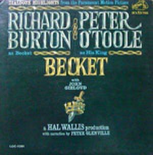 LPレコード036: ベケット