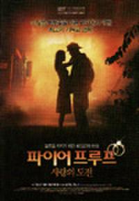 韓国チラシ786: ファイアー・ストーム