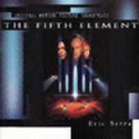 サントラCD185: フィフス・エレメント(輸入盤)