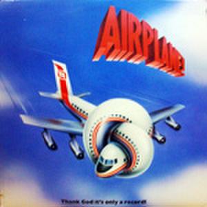 LPレコード249: フライング・ハイ(ジャケット切込みあり・輸入盤)
