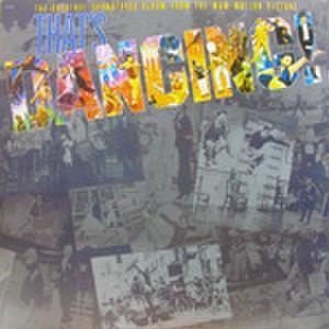 LPレコード608: ザッツ・ダンシング!(輸入盤)