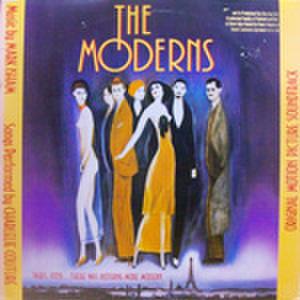LPレコード334: モダーンズ(輸入盤・ジャケット切込みあり)