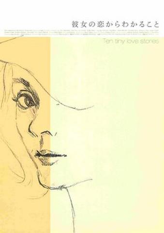 映画チラシ: 彼女の恋からわかること