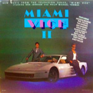 LPレコード303: 特捜刑事マイアミ・バイス(輸入盤・ジャケット切込みあり)