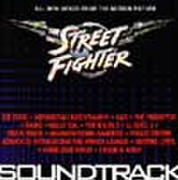 サントラCD019: ストリートファイター(輸入盤)