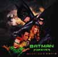 サントラCD050: バットマン・フォーエヴァー(輸入盤)