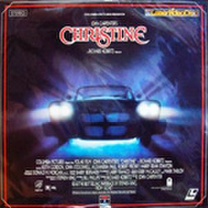 レーザーディスク674: CHRISTINE(輸入盤)