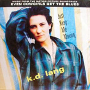 LPレコード594: カウガール・ブルース(輸入盤・ジャケット角折れシール痕あり)