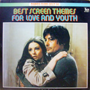 LPレコード779: BEST SCREEN THEMES FOR LOVE AND YOUTH 高校教師/エデンの東/避暑地の出来事/恋/ひきしお/他