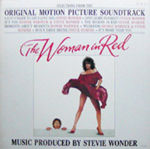 LPレコード013: ウーマン・イン・レッド