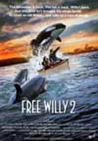 タイチラシ0460: フリー・ウィリー2