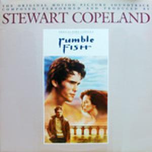 LPレコード348: ランブルフィッシュ(輸入盤)
