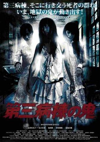 映画チラシ: 第三病棟の鬼