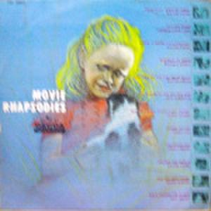 LPレコード774: MOVIE RHAPSODIES エデンの東/愛情物語/ライムライト/禁じられた遊び/シェーン/黄金の腕/他(ジャケットシワ破れあり)