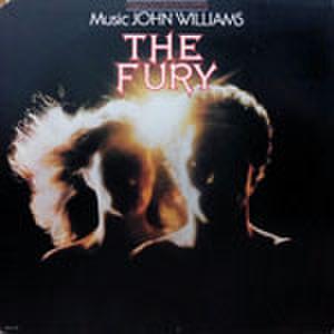 LPレコード076: フューリー(輸入盤・ジャケット欠けあり)