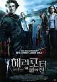 韓国チラシ195: ハリー・ポッターと炎のゴブレット