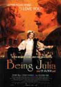 韓国チラシ847: Being Julia