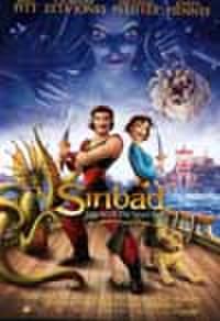 タイチラシ0736: シンドバッド 7つの海の伝説
