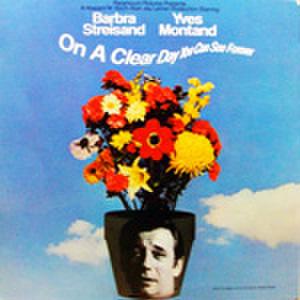 LPレコード546: 晴れた日に永遠が見える(輸入盤)