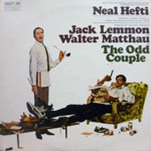 LPレコード544: おかしな二人(輸入盤)