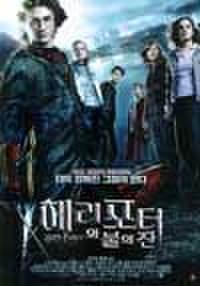韓国チラシ650: ハリー・ポッターと炎のゴブレット