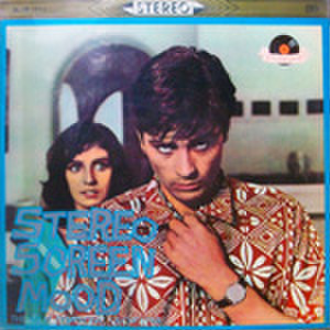 LPレコード666: STEREO SCREEN MOOD 哀傷のスクリーン・ムード 太陽がいっぱい/二十歳の恋/忘れな草/鉄道員/他(ジャケットシワあり裏面汚れあり)