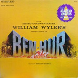 LPレコード187: ベン・ハー(輸入盤)
