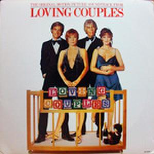 LPレコード379: ラヴィング・カップル(輸入盤・ジャケット傷あり)