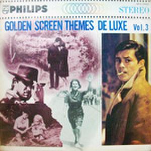 LPレコード771: GOLDEN SCREEN THEMES DE LUXE Vol.3 太陽のかけら/太陽がいっぱい/太陽はひとりぼっち/太陽は傷だらけ/太陽の誘惑/他