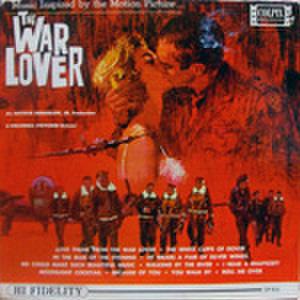 LPレコード484: 戦う翼(輸入盤・ジャケットシール汚れあり)